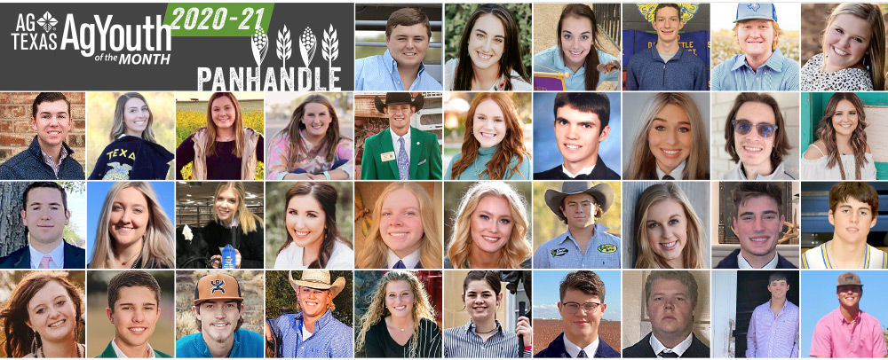 Group of Panhandle Ag Youths
