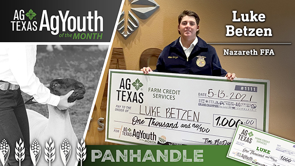 YouTube link for TX Panhandle Ag Youth 2021