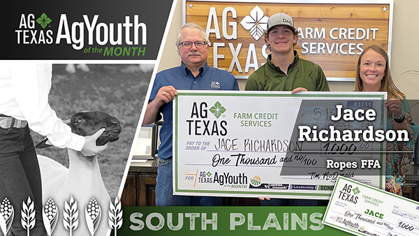YouTube link for South Plains Ag Youth 2021